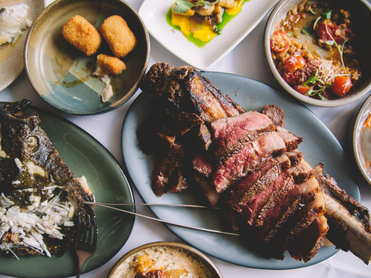 Boulder's Spanish steakhouse, Corrida, sources beef from Carter Country in Wyoming