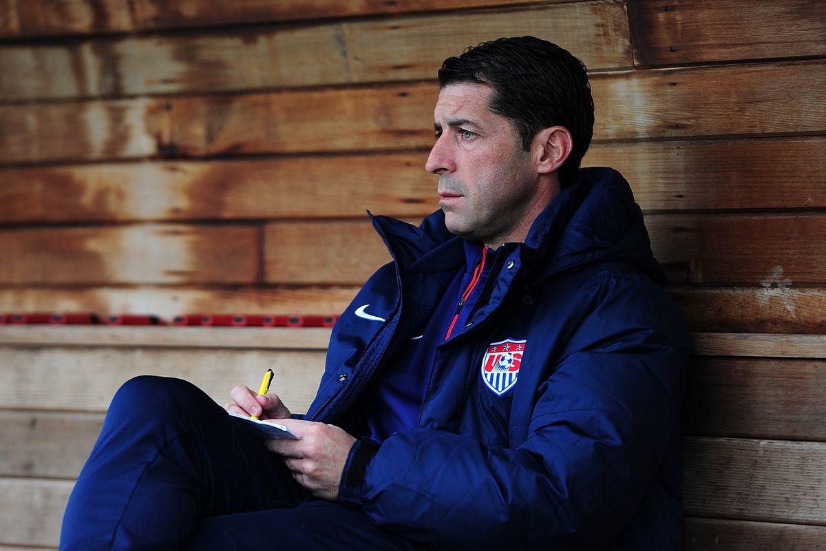 England U20 v USA U20 - International Friendly