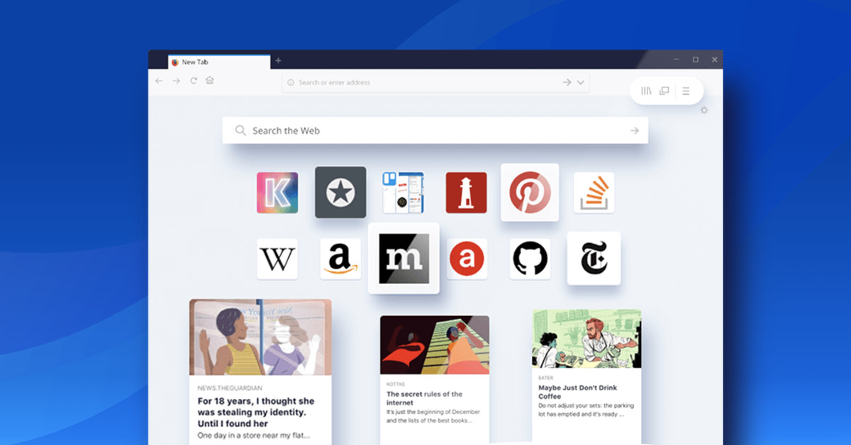 photo image How Firefox is trying to build a better news feed than Facebook with Pocket's help