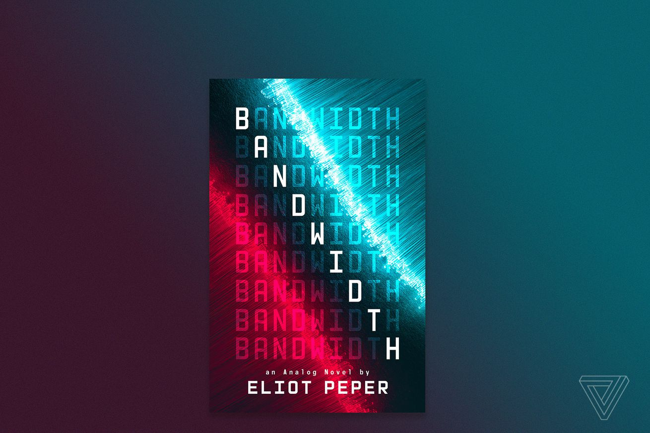 read an excerpt from eliot peper s new science fiction thriller bandwidth