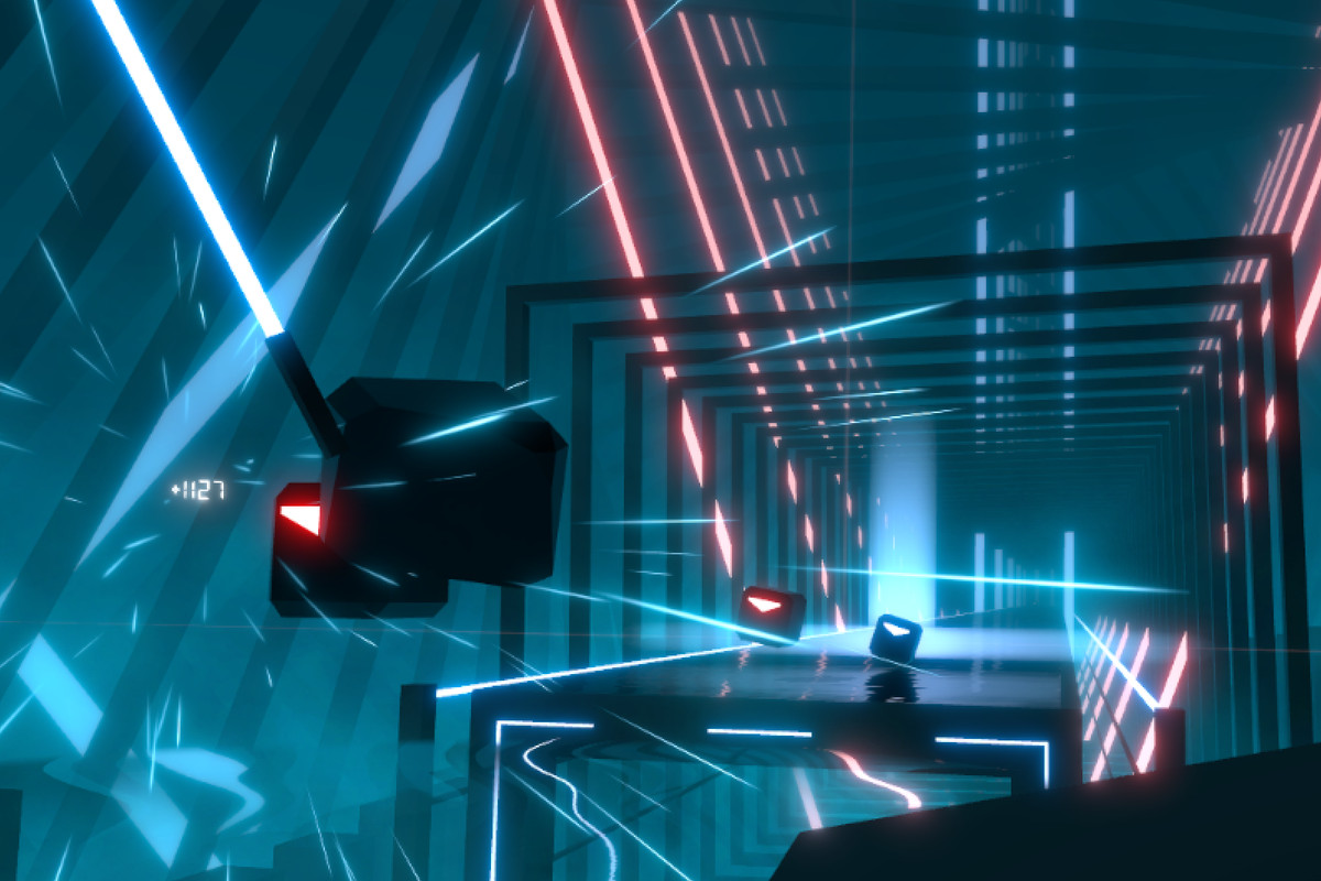 Beat Saber makers celebrate birthday with early build for