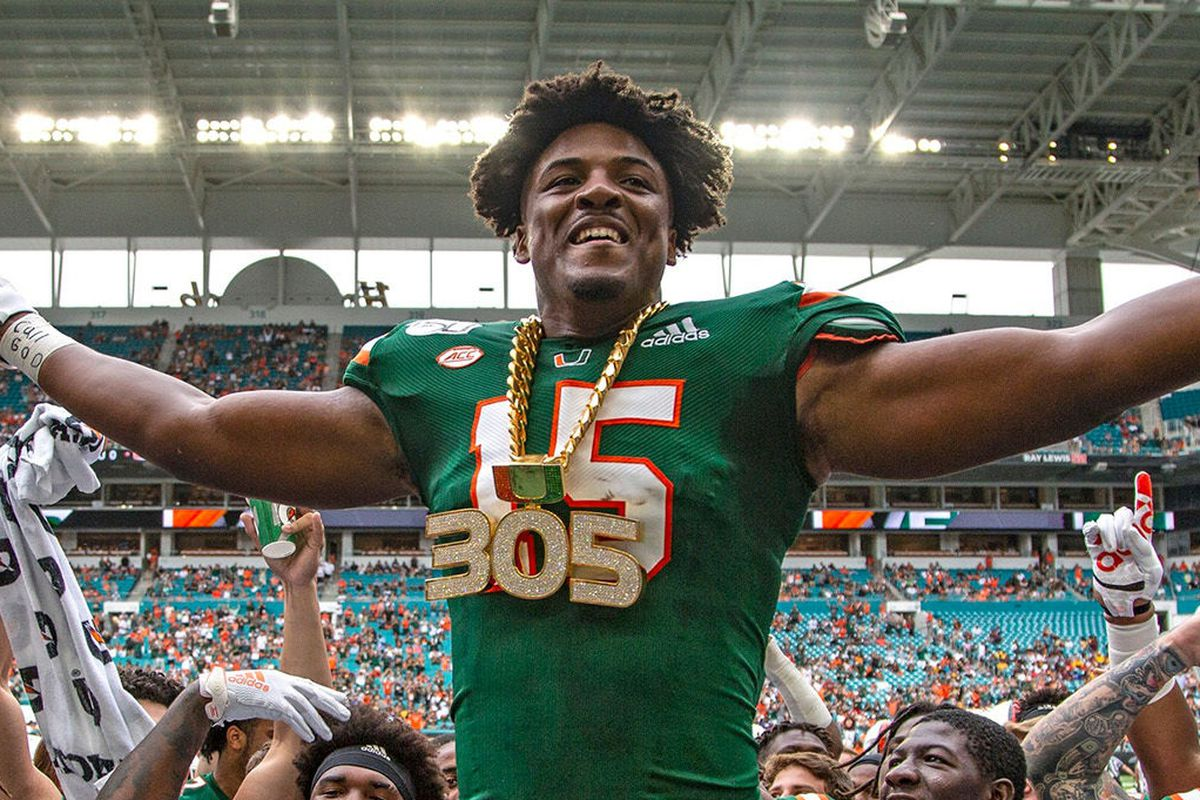 Gregory Rousseau and Miami look to build early season momentum against Wagner University out of the Northeast Conference.