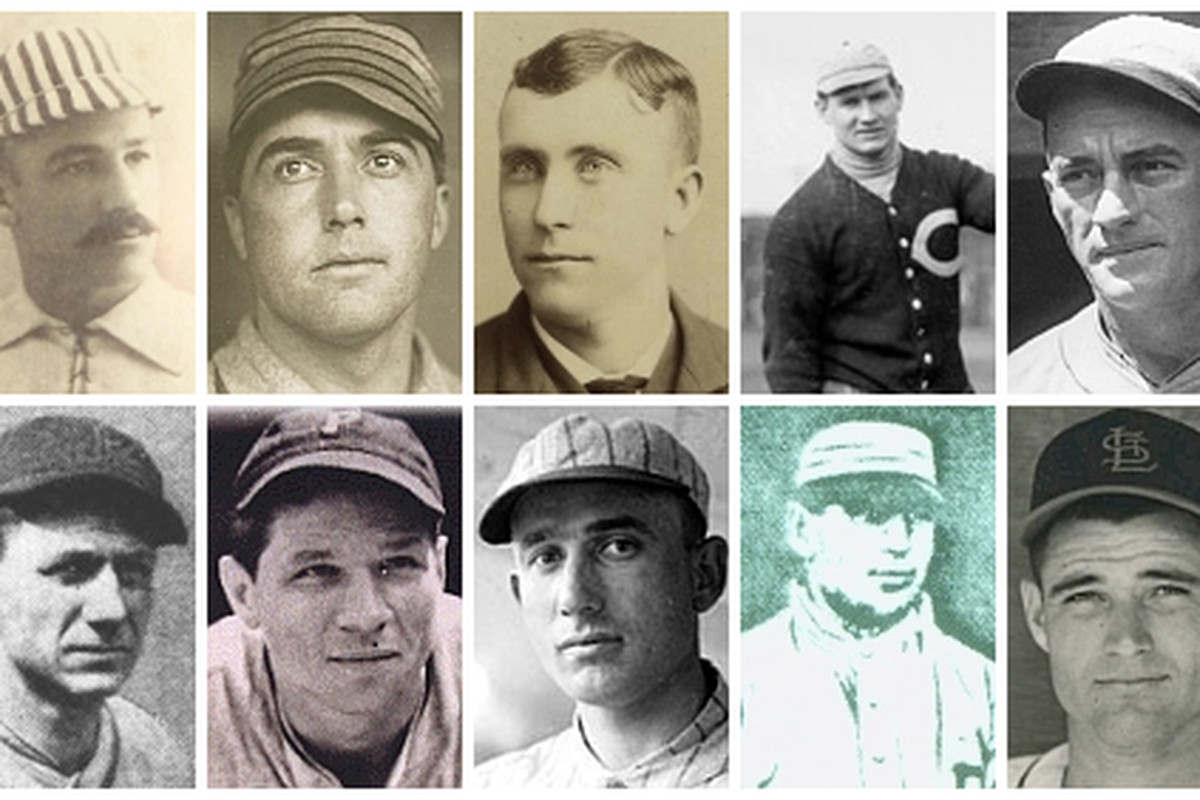 The Baseball Player Name Hall Of Fame: Where Cannonball