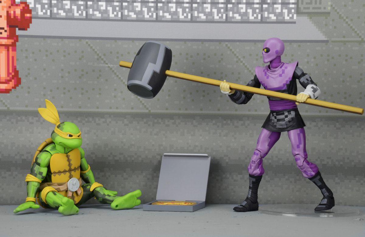 NECA TMNT figures