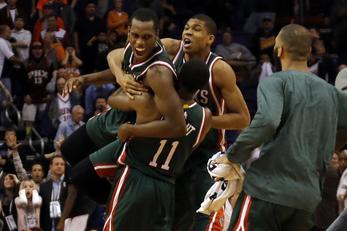 Nothing like an opposing team celebrating on your home court.