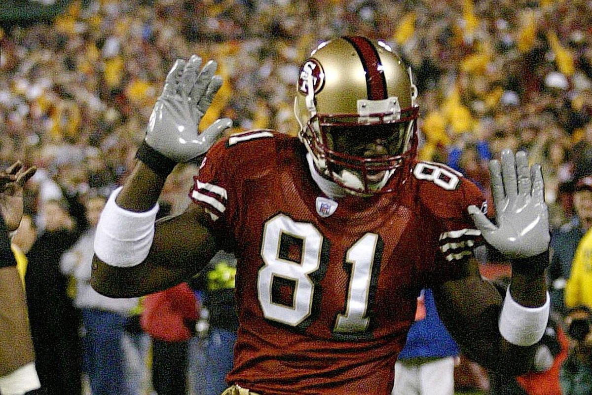 official photos e47d0 22868 Former 49ers Terrell Owens, Roger Craig named Pro Football ...