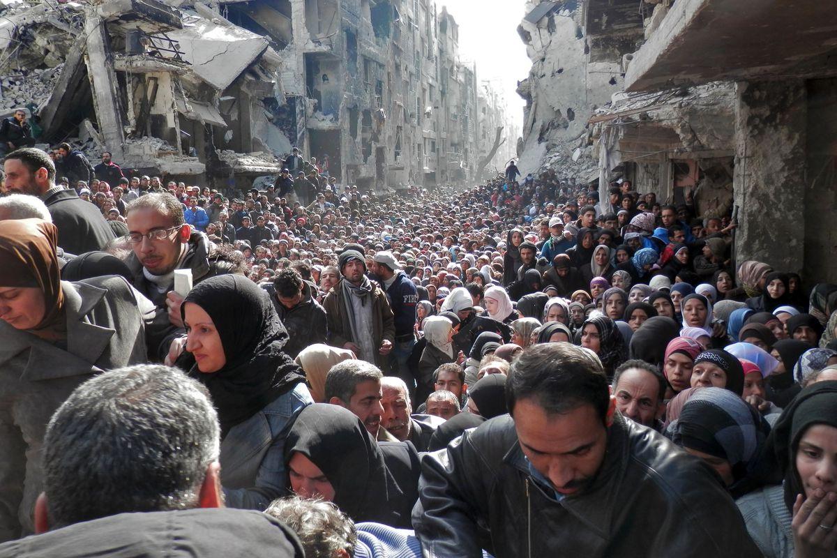 syria s civil war a brief history vox