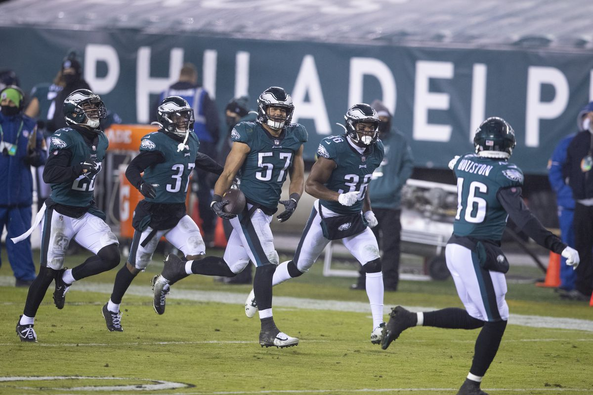 Washington Football Team v Philadelphia Eagles