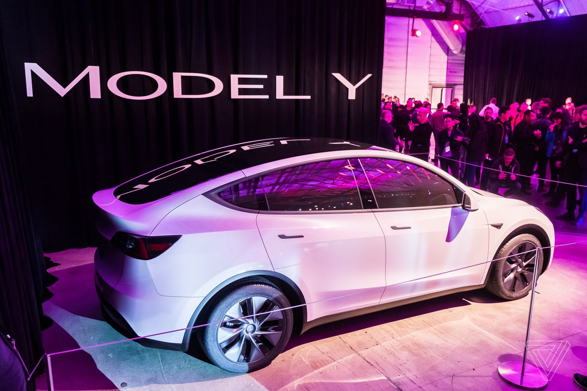 Tesla Model Y first ride: Musk's compact SUV is a lot like