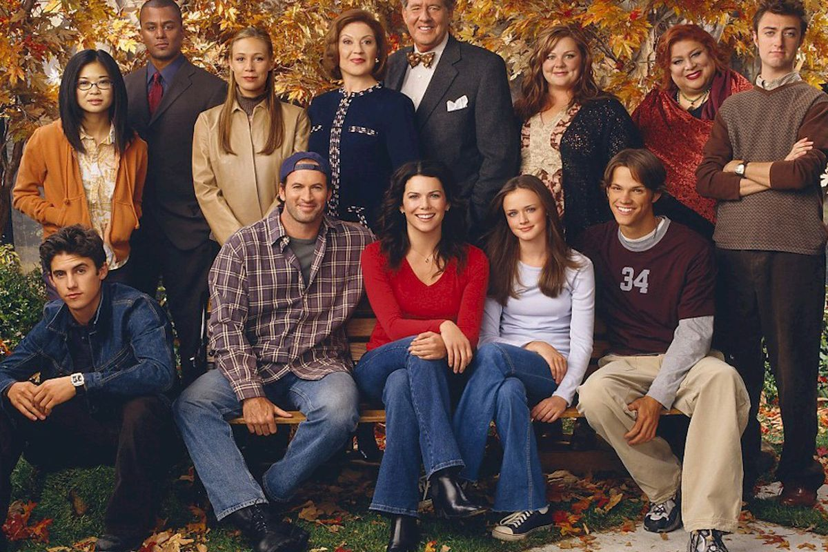 In our hearts, it's always fall in Stars Hollow.