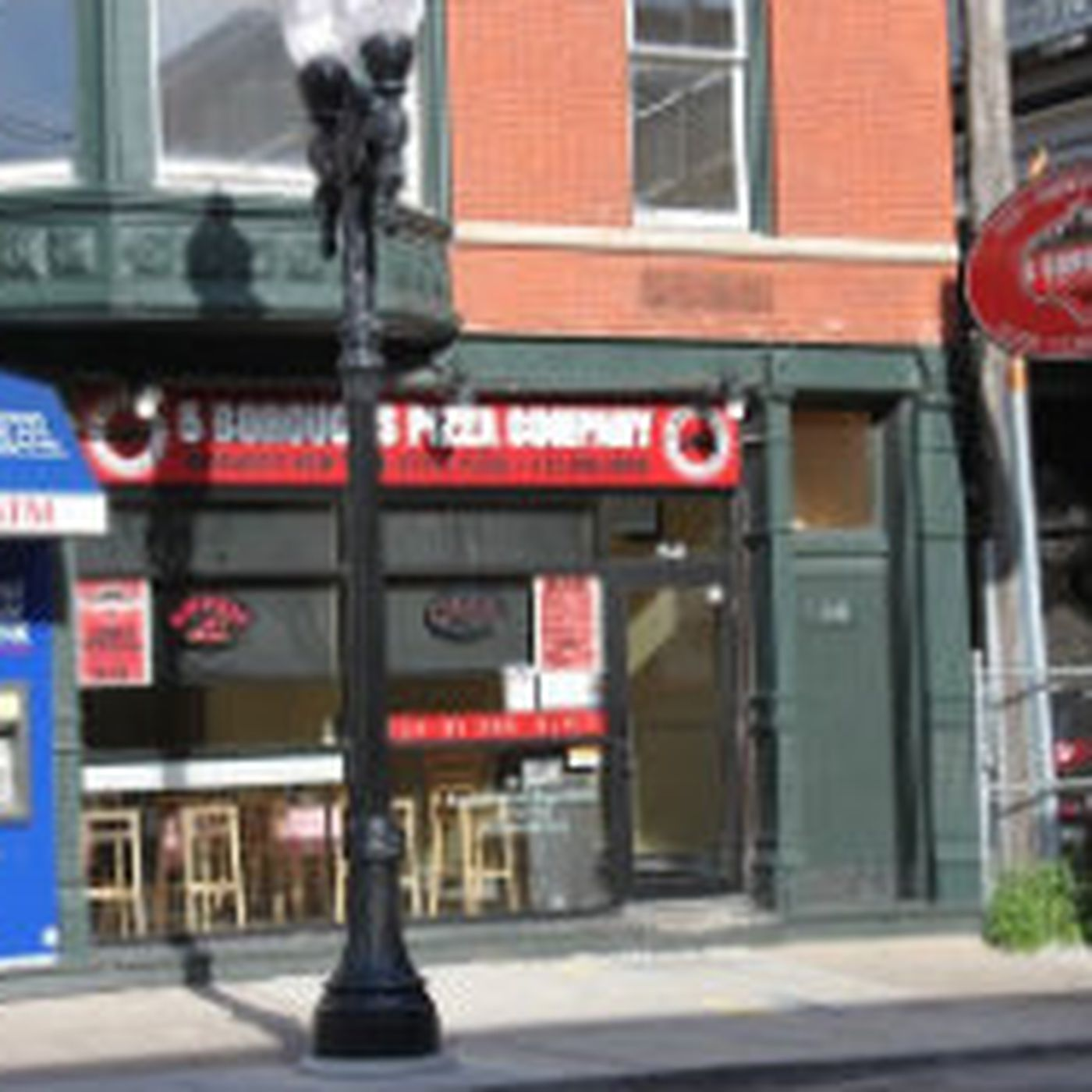 5 Boroughs Shuttered Earls Kitchen Bar Coming More