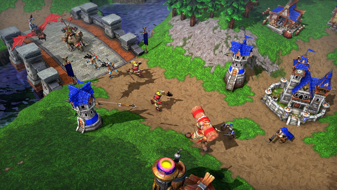 Warcraft 3 Reforged Is More Than Just A Remaster Of Blizzard S Classic Rts Polygon