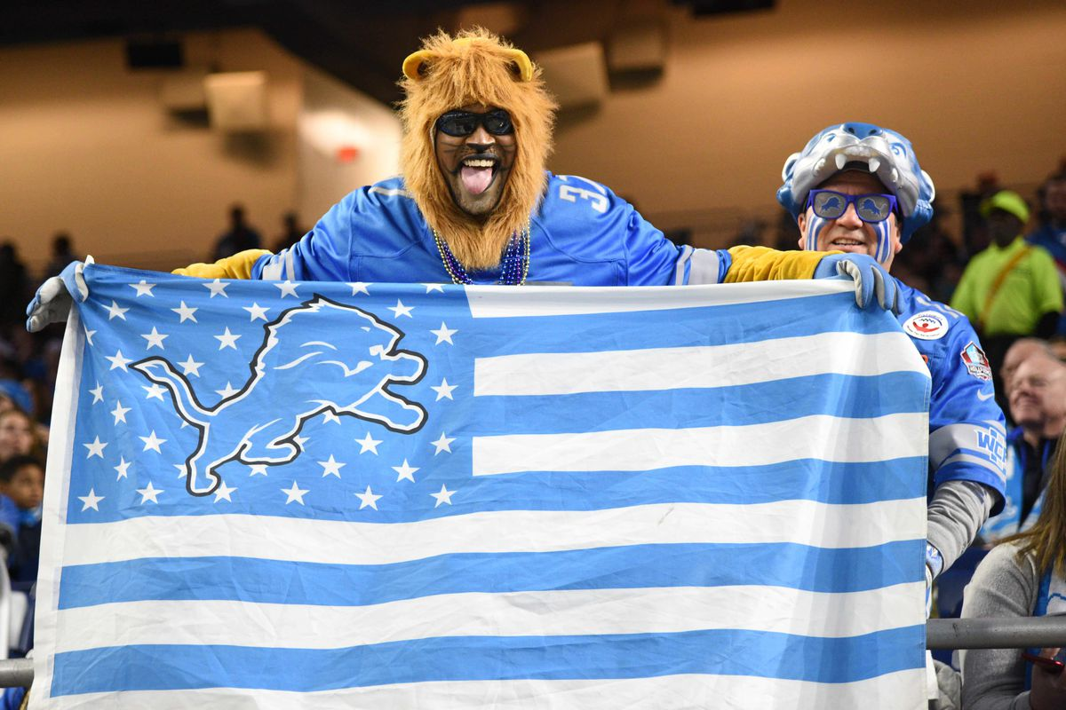 faf5e67df56540 How to improve the Detroit Lions fan experience? - Pride Of Detroit