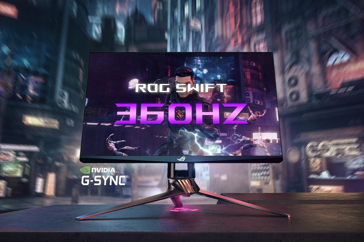 ROG Swift 360hz (MOBHouse Productions)