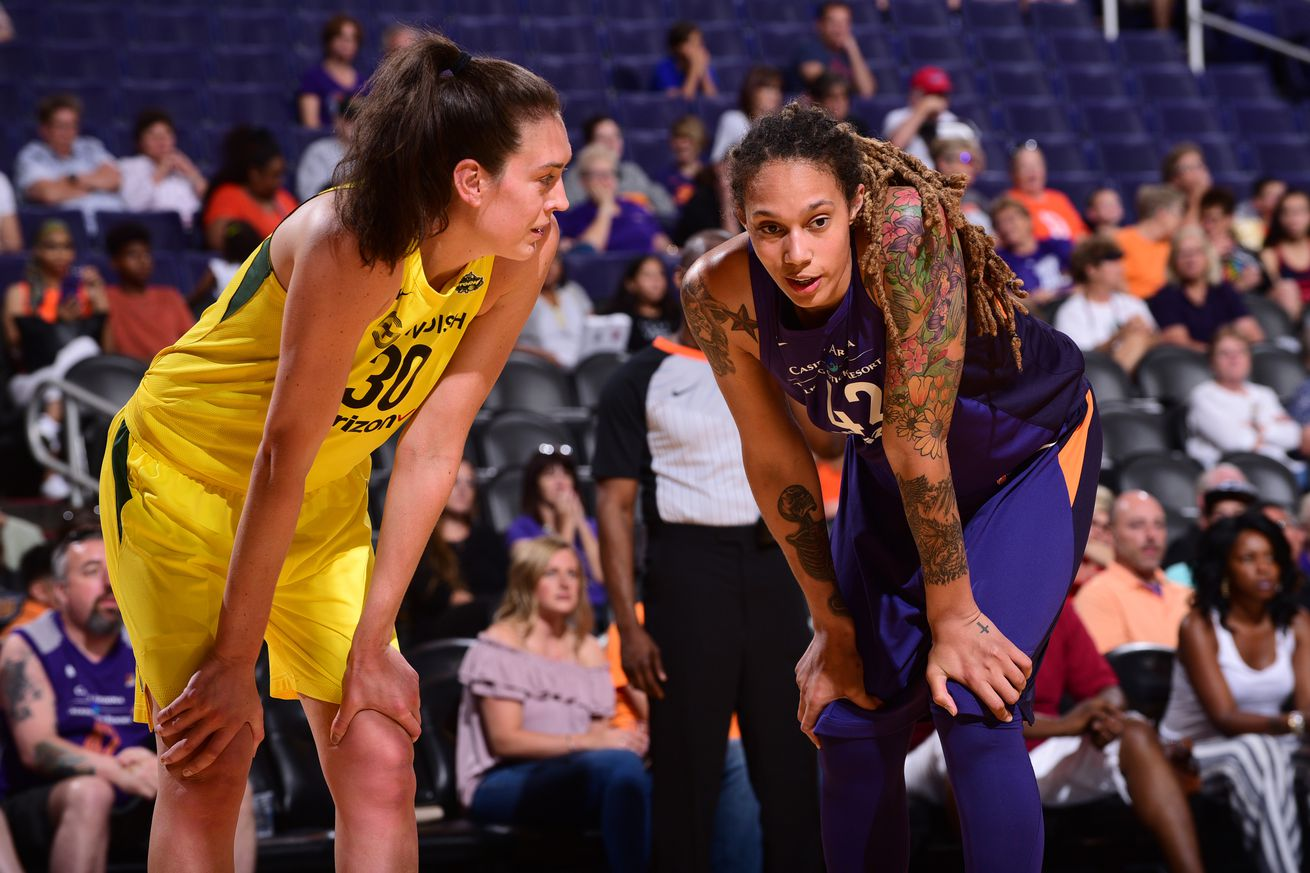 How injuries have influenced the 2019 WNBA playoffs, and may also influence future playoffs