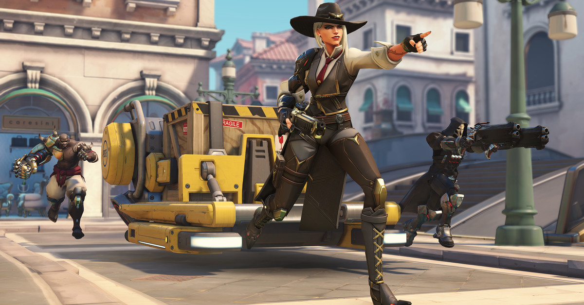 Overwatch Ashe is Broken! Not hitting targets - How to get ...