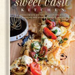 """""""Our Sweet Basil Kitchen"""" is by bloggers Cade and Carrian Cheney."""