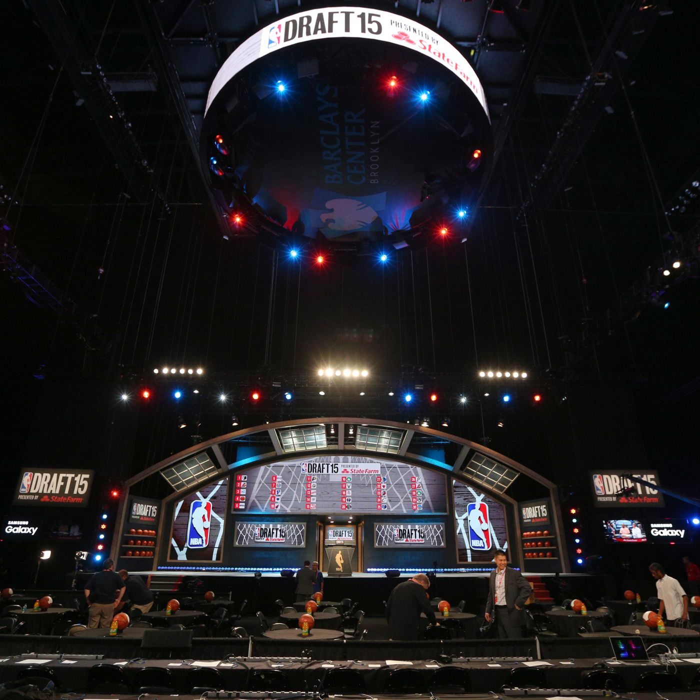 Tickets for NBA Draft at Barclays Center go on sale next week NetsDaily