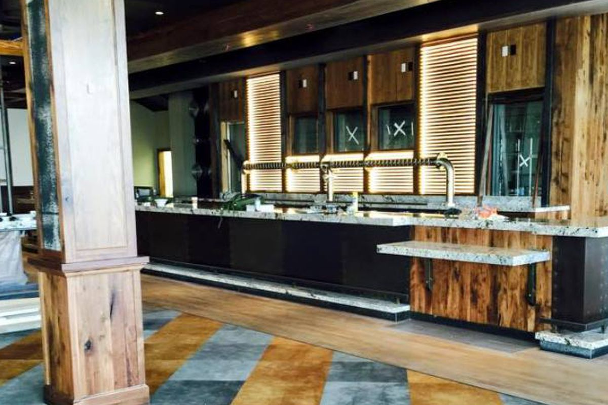 Bradley Ogden's Pour Society is now State Fare