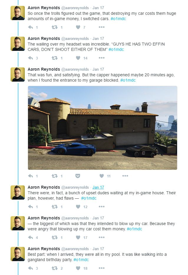 Gurntmobile 2 tweets