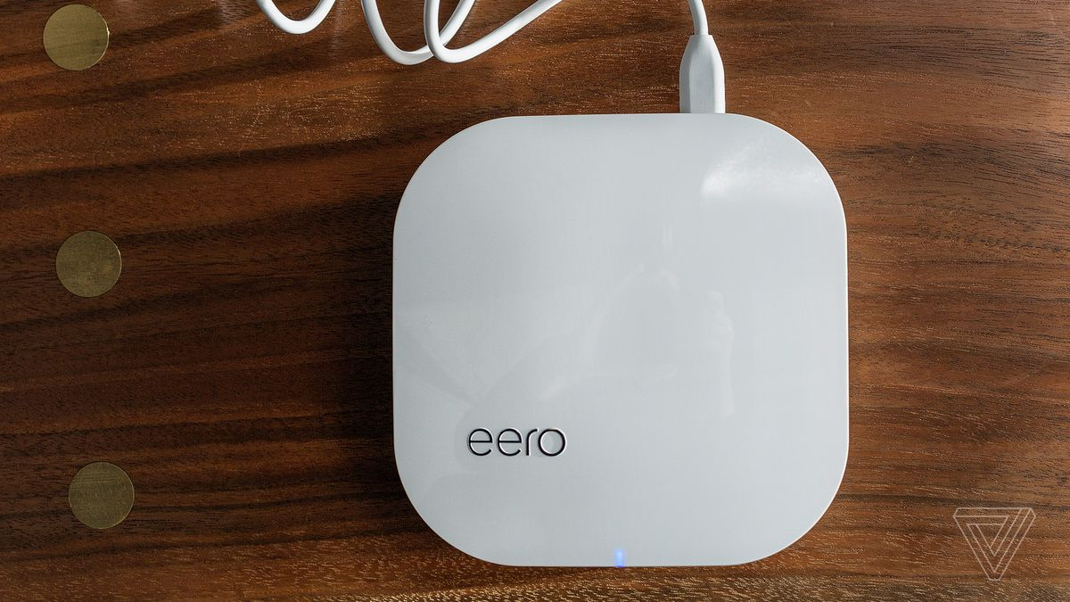 eero changed how we think about wi fi and now it wants to make our