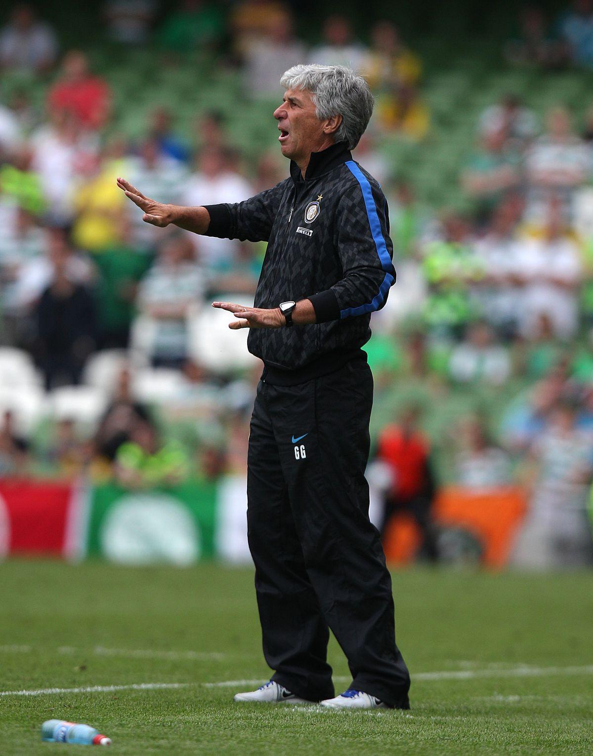 Soccer - Pre Season Friendly - The Dublin Super Cup - Inter Milan v Celtic - Aviva Stadium
