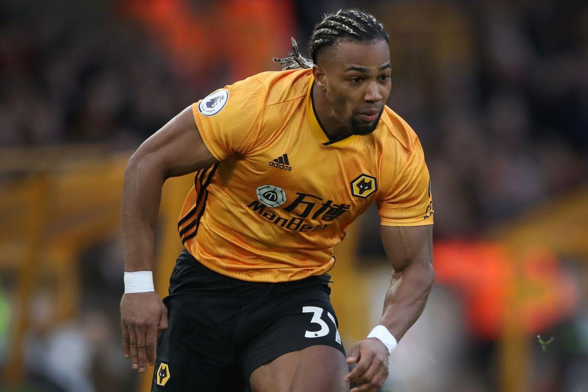 Adama Traore - Wolverhampton Wanderers - Premier League - Molineux