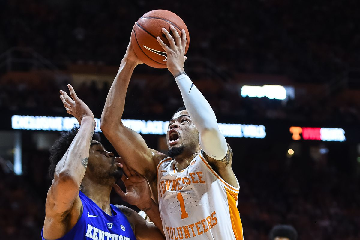 COLLEGE BASKETBALL: MAR 02 Kentucky at Tennessee