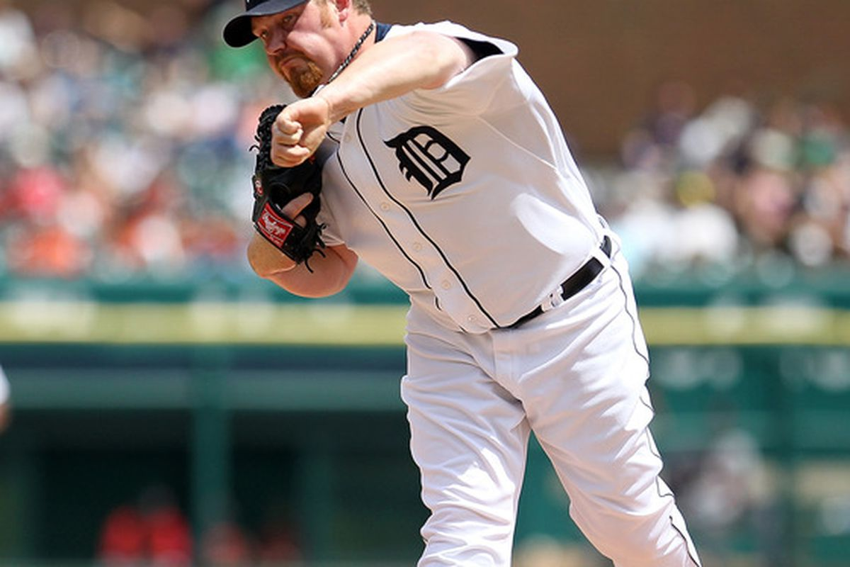 Phil Coke and the Tigers bullpen were key