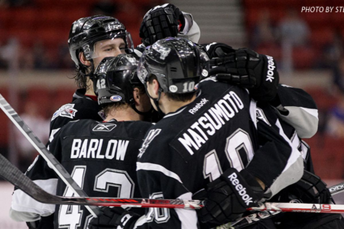 San Antonio received goals from six different scorers. Photo: Steven Christy.