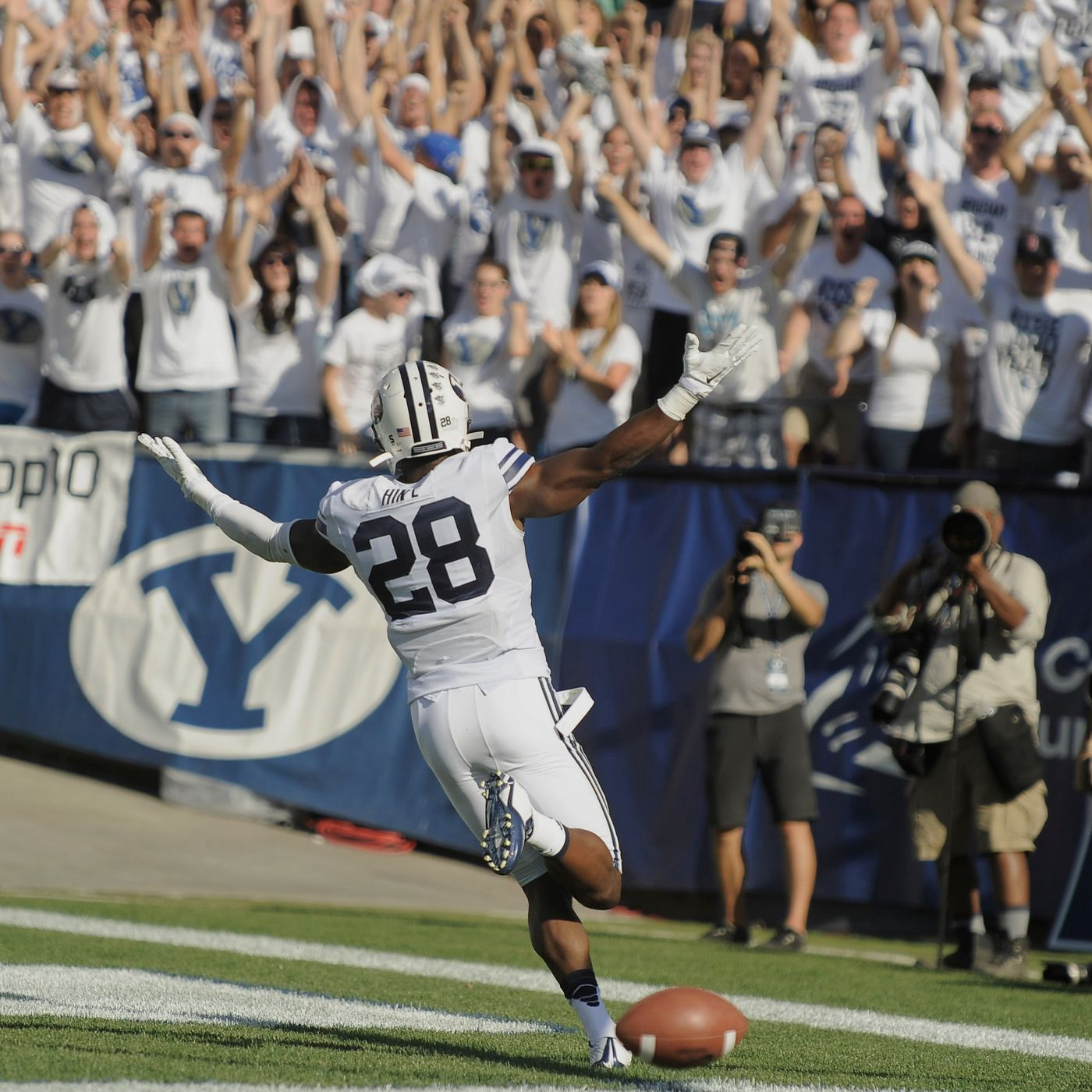 How The College Football Playoff Gave Byu New Power Sbnation Com