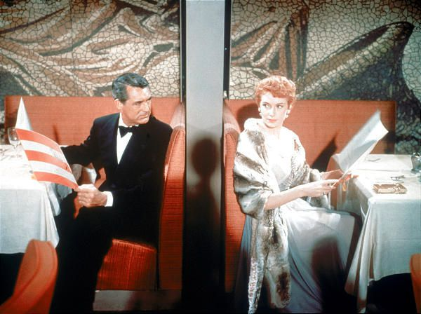 """Cary Grant and Deborah Kerr in """"An Affair to Remember."""""""