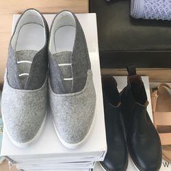 Nudite sneakers, $95 (was $245)