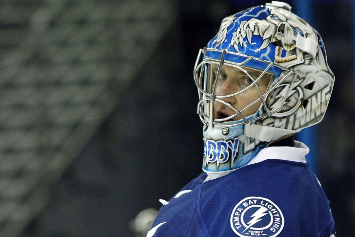 Evgeni Nabokov has the rare opportunity to be a two start backup goalie this week - Photo Credit
