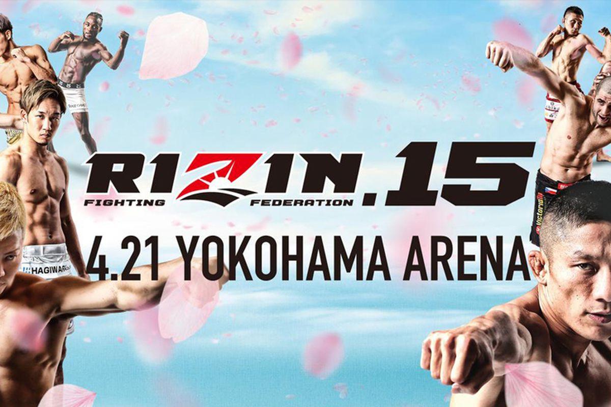 RIZIN FF 15: Yokohama fight card preview