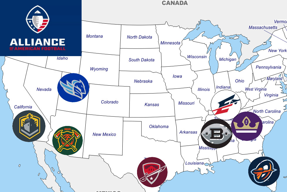The Comprehensive Alliance Of American Football Aaf
