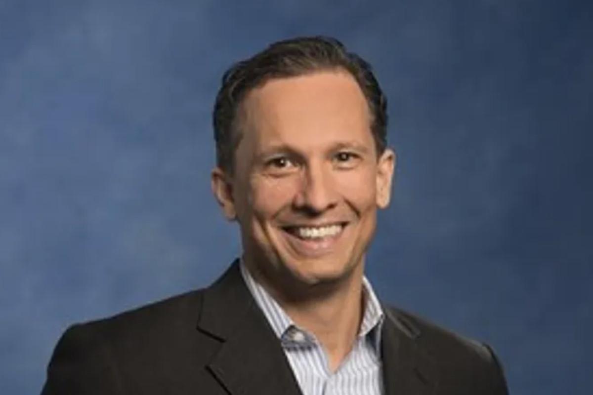 Jake Cefolia, United Airlines' senior vice president of worldwide sales