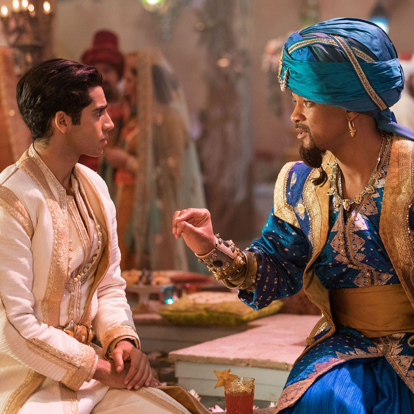 Review disneys live action aladdin is half charming half dreadful vox
