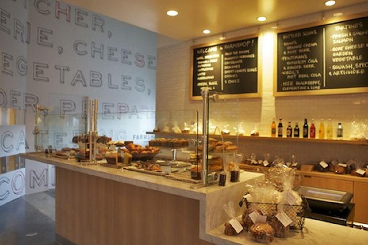 FarmShop Bakery, Santa Monica, CA