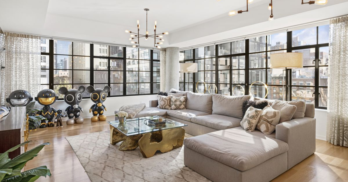 Carmelo Anthony lists swank Chelsea apartment for $12.85M