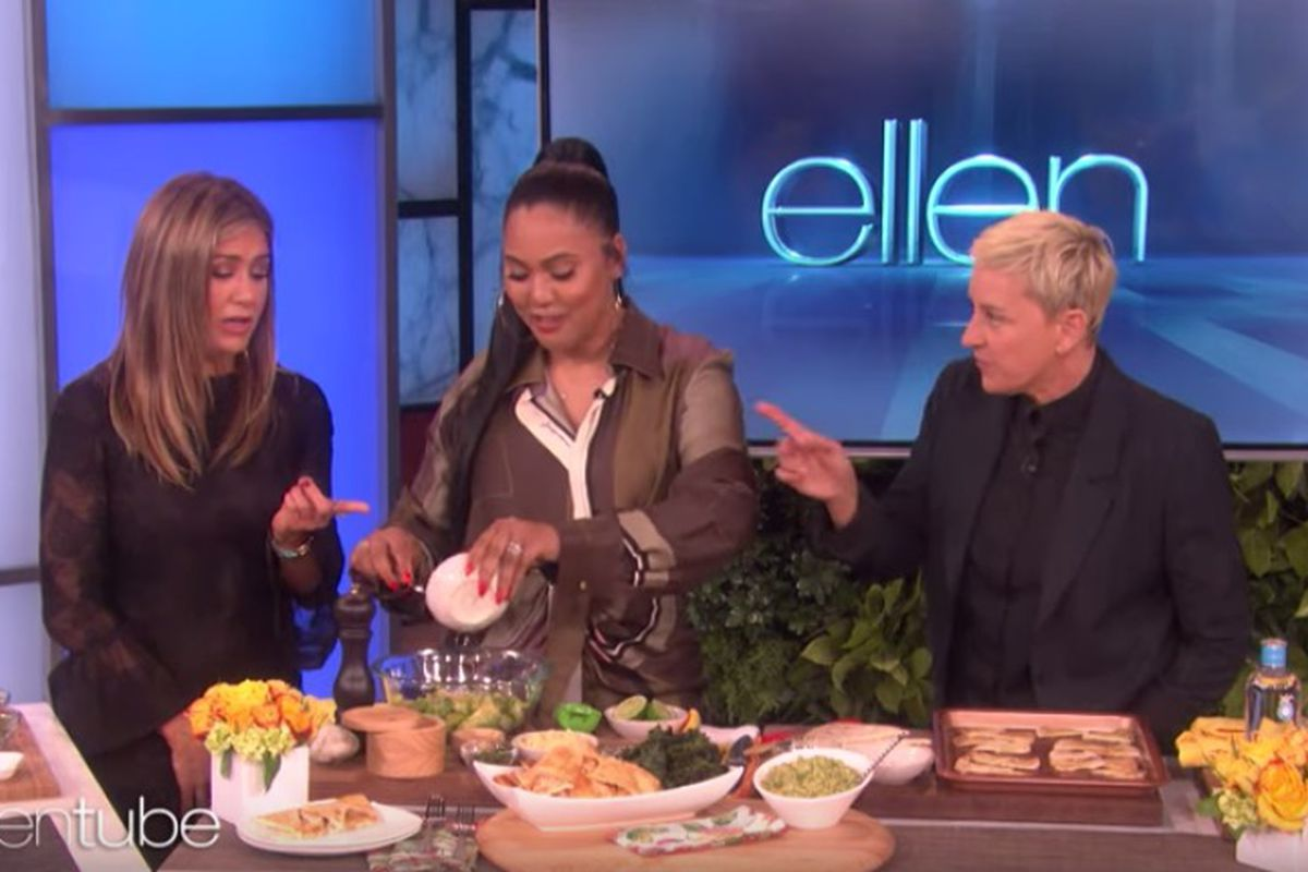 Ayesha Curry reveals the secret ingredient to her famous