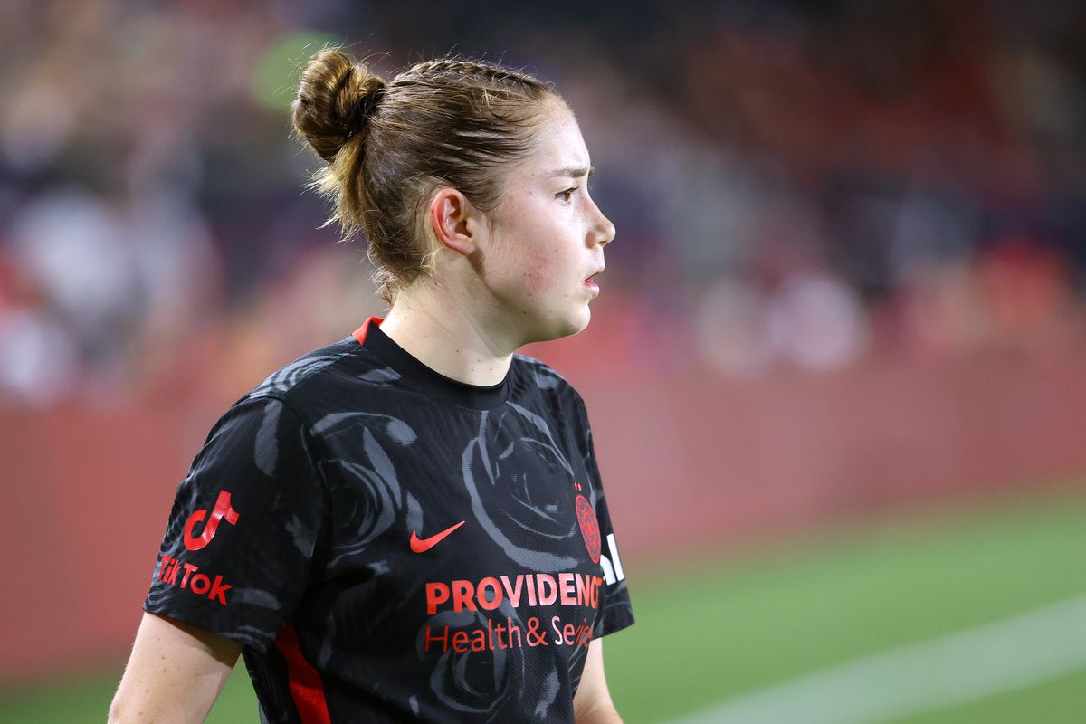 Houston Dash v Portland Thorns FC: 2021 Women's International Champions Cup