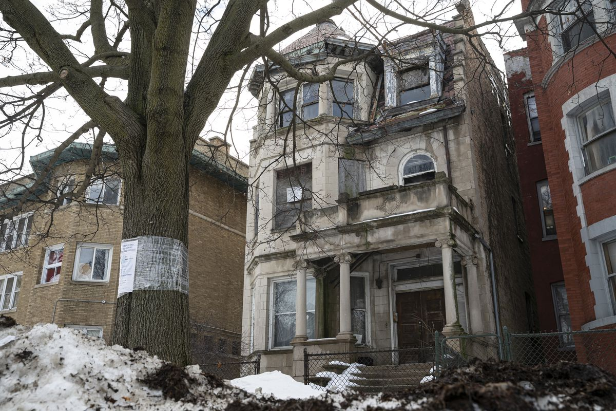The city is poised to tear down the historic Phyllis Wheatley Club and Home at 5128 S. Michigan Ave., an early 20th century settlement house named for the former slave who was the first African American ever to publish a book of poetry, and third American woman ever to do so. The home was established by suffragettes in the early 1900s, to aid African-American women coming from Down South during the Great Migration.