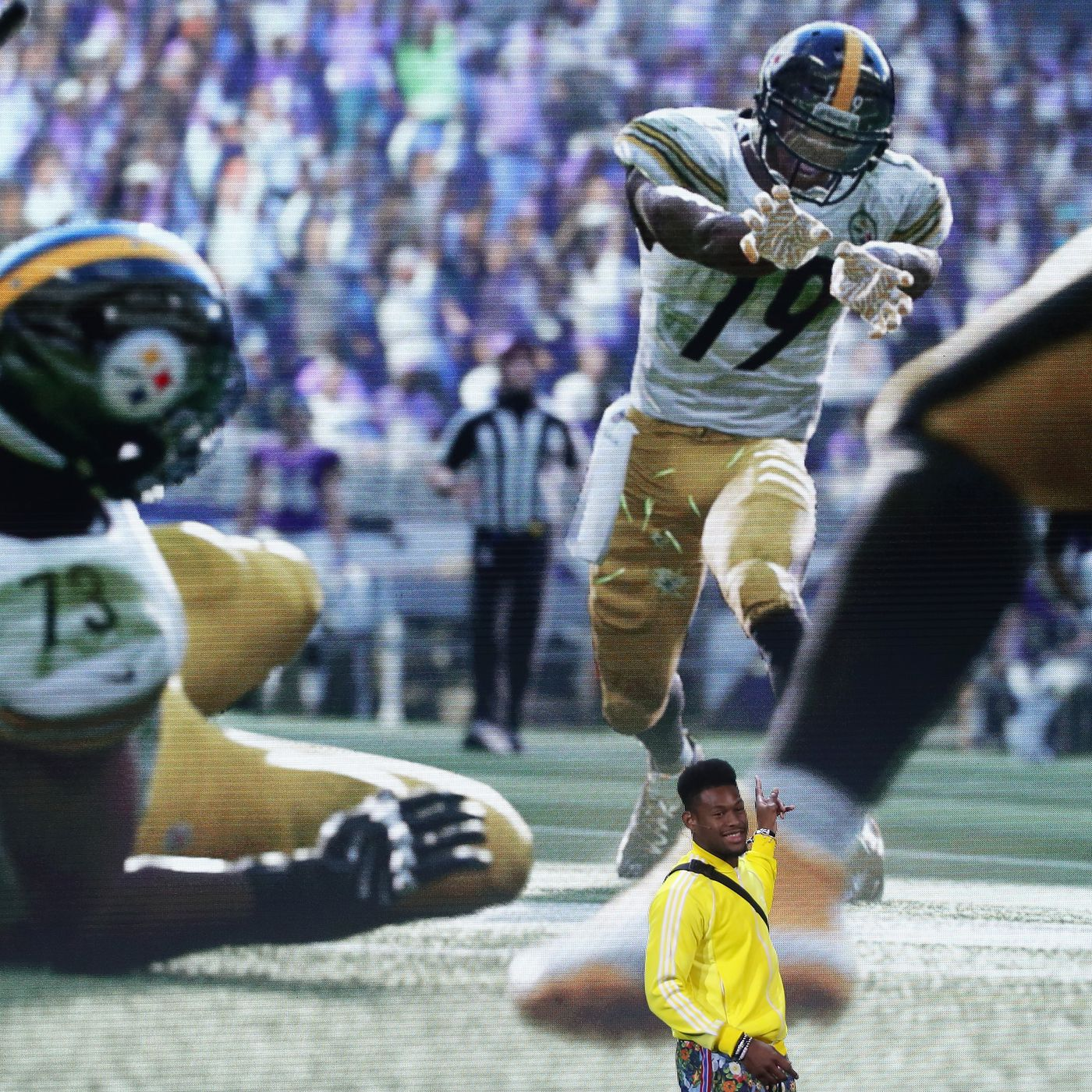 4426ca3e35a New Madden 19 ratings are out, and several members of the Steelers are not  very happy