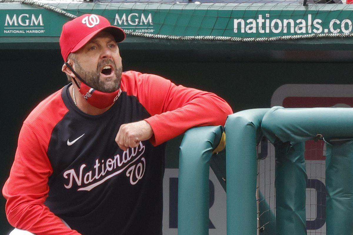 MLB: Milwaukee Brewers at Washington Nationals