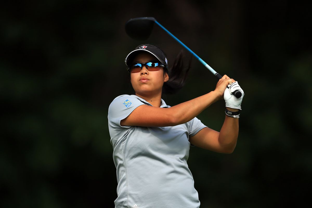 Canadian Pacific Women's Open - Round One
