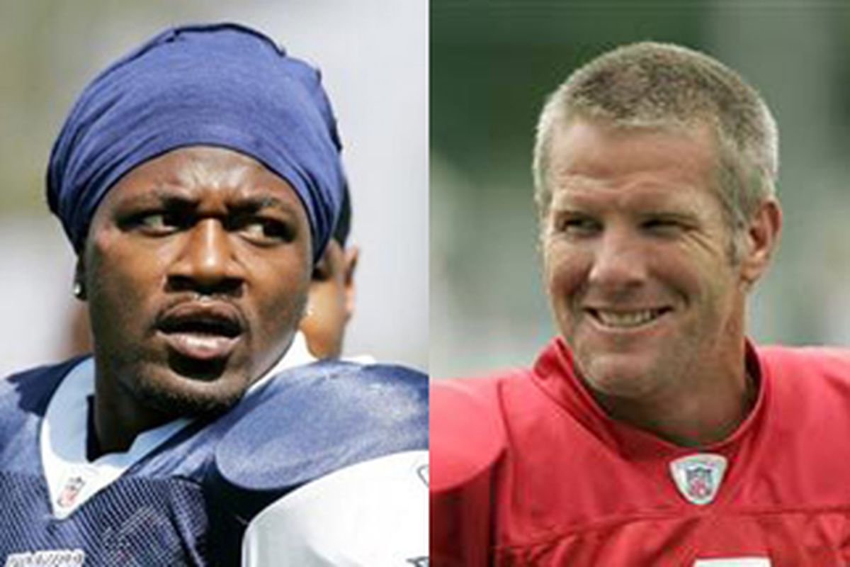 Pac Man Jones and Brett Favre were both in today's NFL news for their potential returns in 2009.  Given the question marks they both have (for entirely different reasons), the probability either will play a full 16-game slate is relatively low.