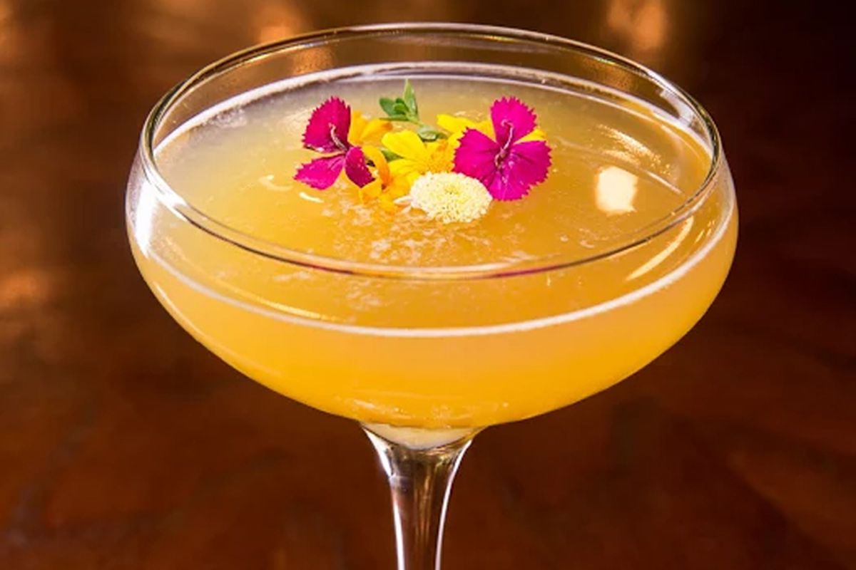 Dorian Gray cocktail