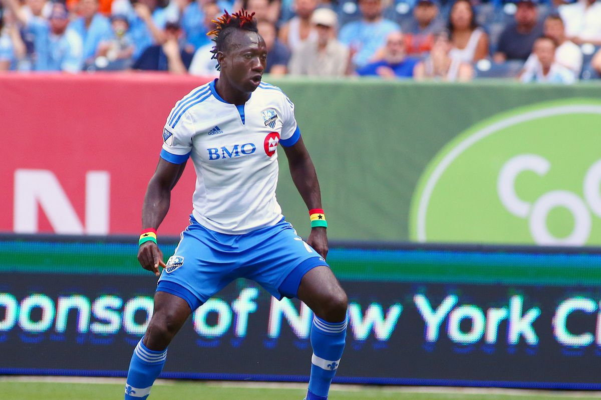 It was his late goal that knocked TFC out of the Voyageurs Cup, will he damage his former club once more?