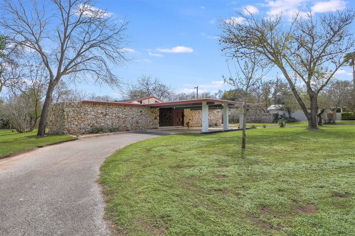 midcentury home with mad men vibes could be yours for 430k curbed